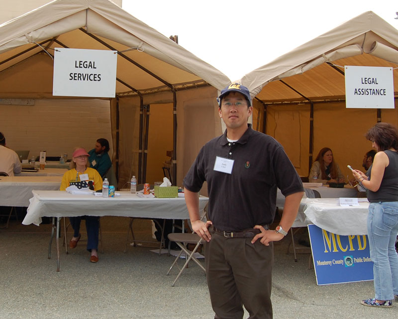 Veterans Stand Down - Monterey, California (August 2014)