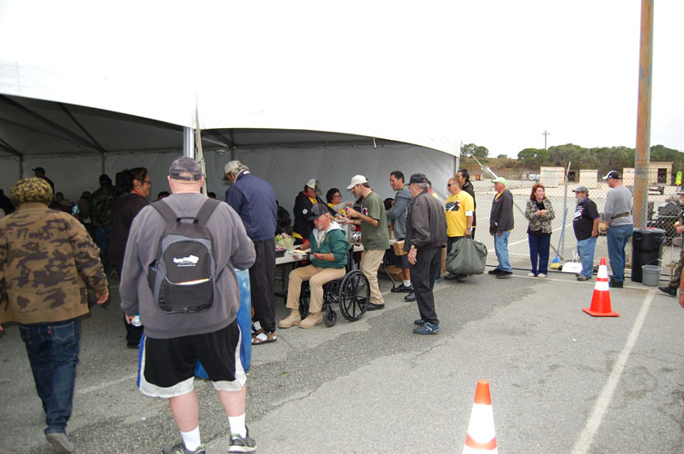 Providing free legal assistance to homeless military veterans