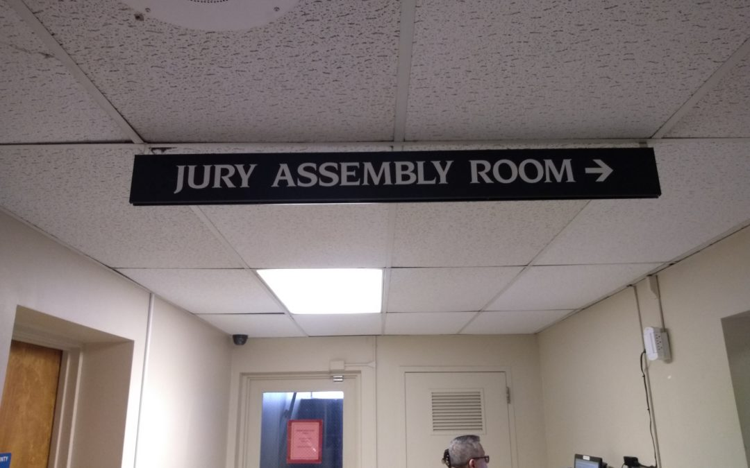 California Protections for Employees on Jury Duty